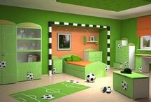 Fussballzimmer