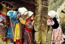 Çocuklar Allah'ın Emaneti.