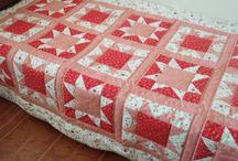 My sewing, patchwork (moje práce)