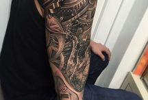Kar tetoválás
