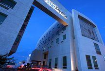 Hospital Star Médica Aguascalientes / Llevamos más de 10 años brindando servicios de excelencia, a través de un equipo de profesionales con un alto sentido humano. Teléfono: (449) 910 9900. Dirección: Avenida Universidad No. 101. Fracc. Villas de la Universidad. C.P. 20020