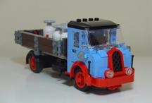 Lego - Truck
