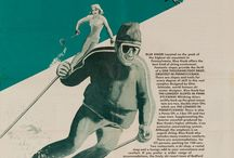 Ski inspiration / Images of skiing (old and new) to remind us how amazing the sport is!