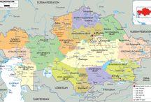 Cazaquistão | Kazakhstan