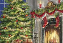 Рождество и Новый год время волшебства!