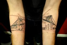 Tattoo : New York dans la peau