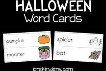 Teacher Stuff - Halloween
