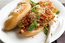 Vegetarian Mains Recipes / by Jill Parks McDaniel
