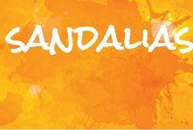 B&M ♡  Sandalias / Sandalias planas de todas las marcas