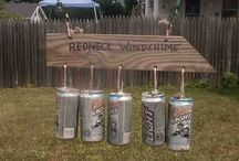 redneck / yobbo party ideas