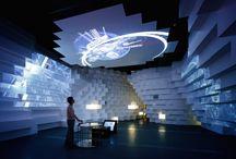 Digital Art & Experience installations