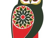 Owls, Owls ,and more Owls!!! / by Tessah Schinke