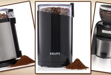 KRUPS Coffee Grinders / Reviews of the best KRUPS coffee grinders, as well as getting to know the company who builds them a bit better.