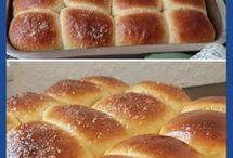 panes..bollos dulces y salados