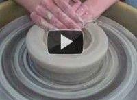 best way to make a thrown pot
