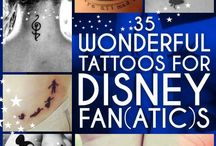 Disney Tattoo´s