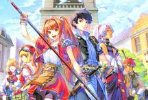 Legend of Heroes - Trails in the Sky