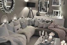 living room design comfy
