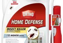 Cleaners n bug control