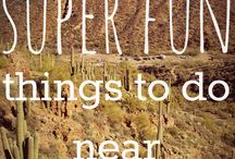 Love Our State: Arizona / Discover fun attractions and things to do for people of all ages across our beautiful home state of Arizona.