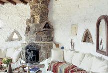 Interiors.