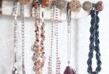 Supports bijoux