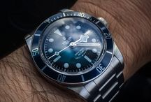 Watches / Tudor Heritage Black Bay Blue