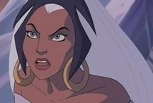 Mistress of the Elements / Some of the best images of X-Men's original Goddess - Ororo Munroe.