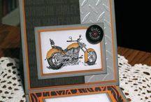Motorsykkel kort