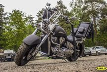 Bikes by Line-x Russia