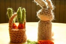 Knitting Inspiration / Knitting projects and ideas we are inspired by.
