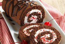 Sweet foods! / by Lisa Bauer-Kingston