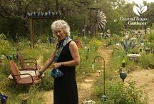 Healing & spiritual gardens / Garden designs to heal.