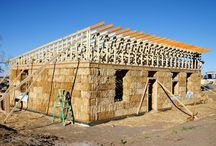 straw bale home ideas
