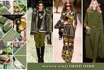10 Top Χρωματα Μοδας Φθινοπωρο Χειμωνας 2015-2016