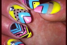 ongles nails / 2015 #azteck