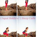 Third trimester workout / Pregnancy training