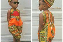 afrikanska kläder