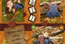 Scrapbooking Pages & Ideas