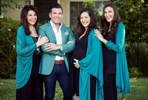 David Tutera Maternity Line / I have created a maternity line like no other! The days of unfashionable, uncomfortable maternity clothes are gone forever. All of the looks can be worn at any time in your life- whether you are pregnant or not. www.davidtuteramaternity.com