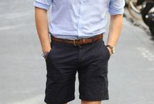 Men's fashion / Casual