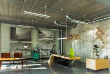 CORDIA Plus_FAAR architekci / Wnętrza budynku firmy Cordia Plus. Strefa Aktywności Gospodarczej Małopolski Zachodniej w Zatorze. FAAR architekci