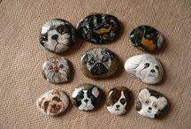 Malovani na kameny