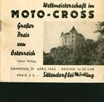 1963 Austrian Mx GP, Sittendorf