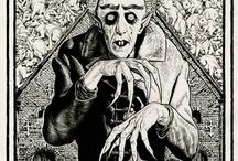 Horror fantasy