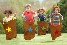 Active Kids are Happy Kids / Great toys and games to keep your kids active and healthy! Ideas on ways to keep your child engaged in healthy play.