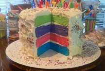 Cake ideas / by Brandi Ricks