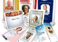 Funeral Program Design Ideas / Here are some creative tips to use when designing funeral programs from photo editing to selecting clipart.