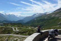 Alpes Suíços - Viagens de mota