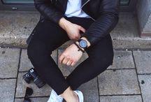 Leather jacks